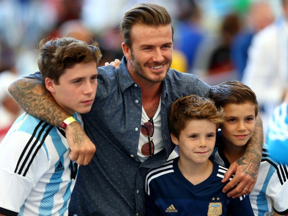 David Beckham is heartbroken by his son's reason not to ...