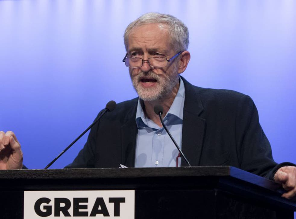 Since Jeremy Corbyn's election, Labour have increased their poll rating by just one point, up to 30 per cent
