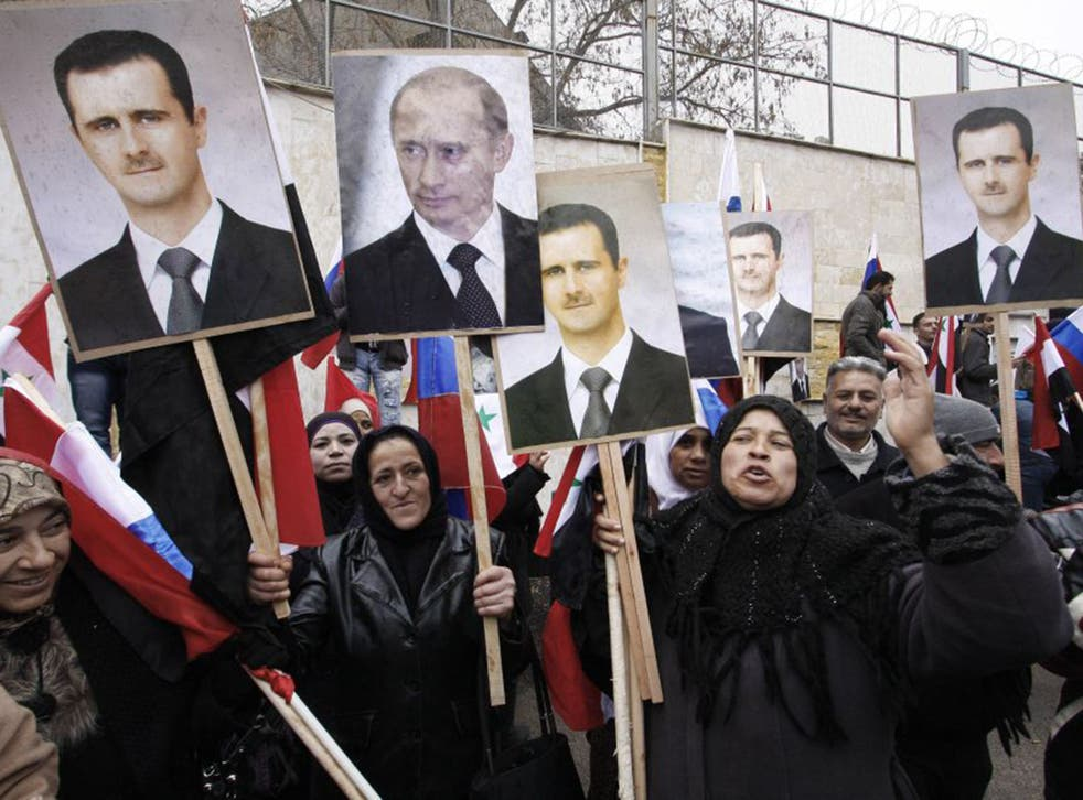 Russia has been one of Syrian President Bashar al-Assad's strongest allies over recent years, and used its veto power four times at the UN Security Council to prevent international sanctions on Syria