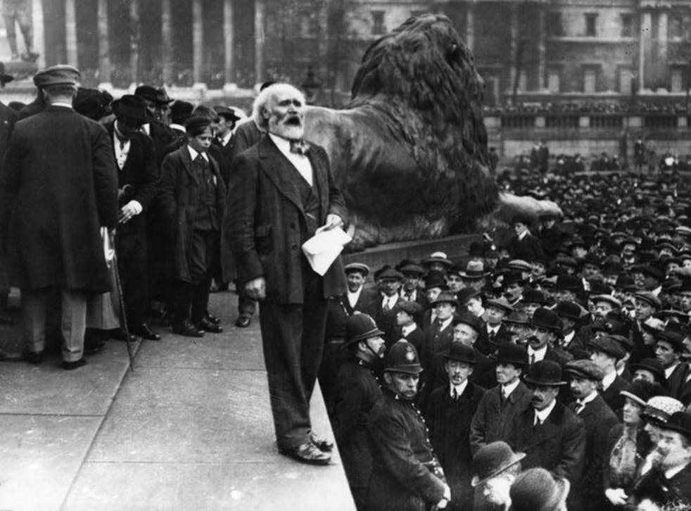 Founder of the Labour Party Hardie was a faithful and key ally to the suffragette movement