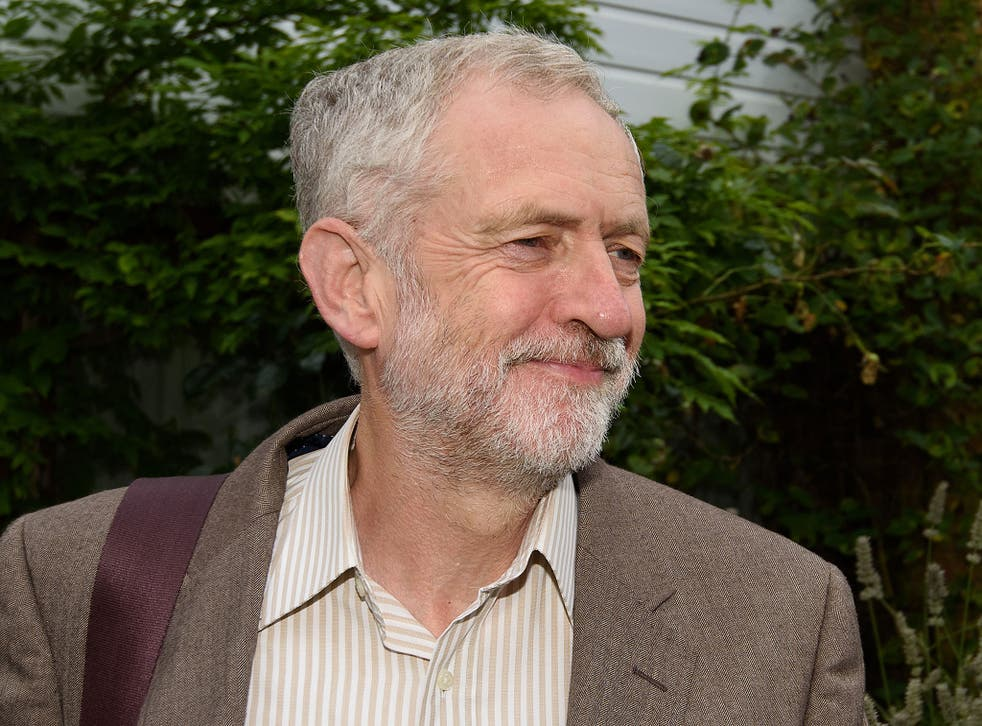 Social media commentators have accused the right wing press of progressing an agenda against the new Labour leader (Getty)