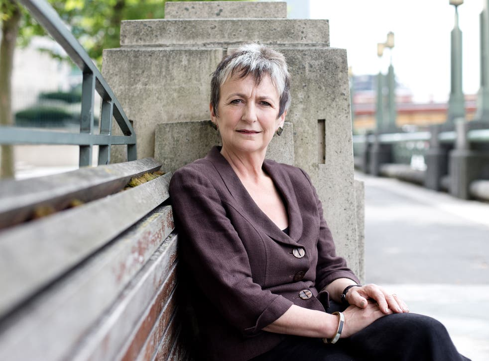 Julia Unwin, Chief Executive of the Joseph Rowntree Foundation