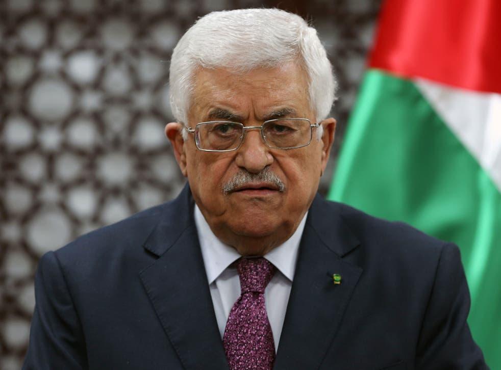 Palestinian President Mahmoud Abbas has written to US President-elect Donald Trump to dissade him from the idea, Palestinian news agency Wafa said