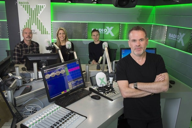 Chris Moyles hosts comeback Radio X show: Dismisses 'male ...