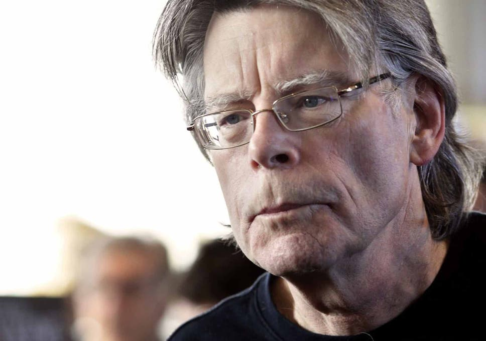 Paris Attacks Stephen King Takes To Twitter To Demonstrate