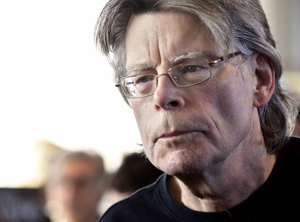 Stephen King paid tribute to fellow author Lee Child