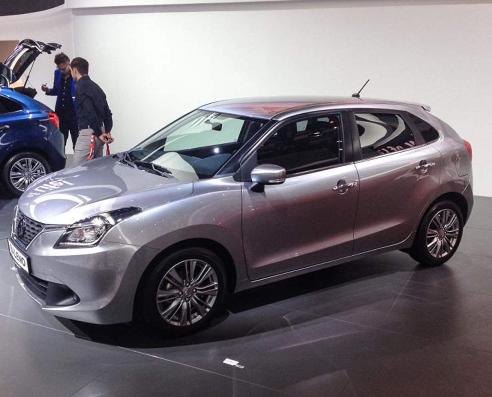 New baleno to take on fiesta suzuki plans to grab a share of the supermini action with its all new hatch the independent