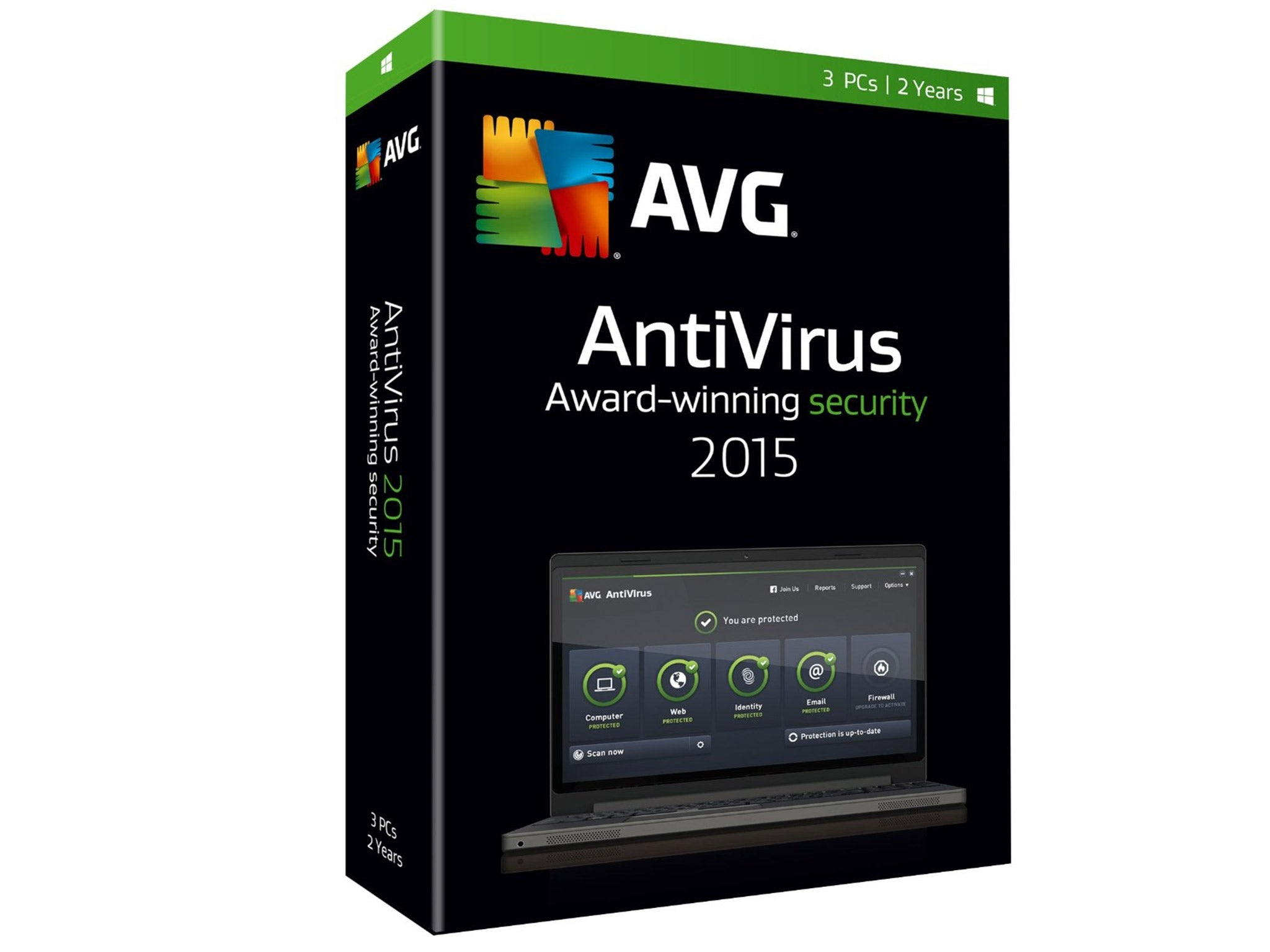 Lets try to choose an antivirus for the tablet