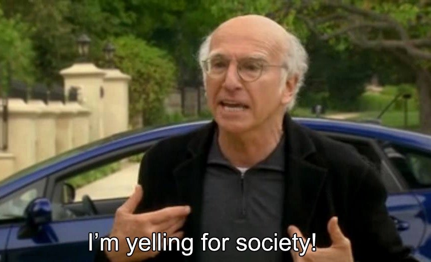 Larry David Quotes Awesome Curb Your Enthusiasm Season 48 Is Slowly Becoming A Reality The