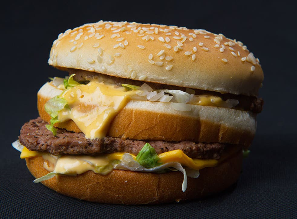 McDonald's total revenue was $5.68bn (£4.43bn) last quarter, compared with the average projection of $5.53bn (£4.31bn)