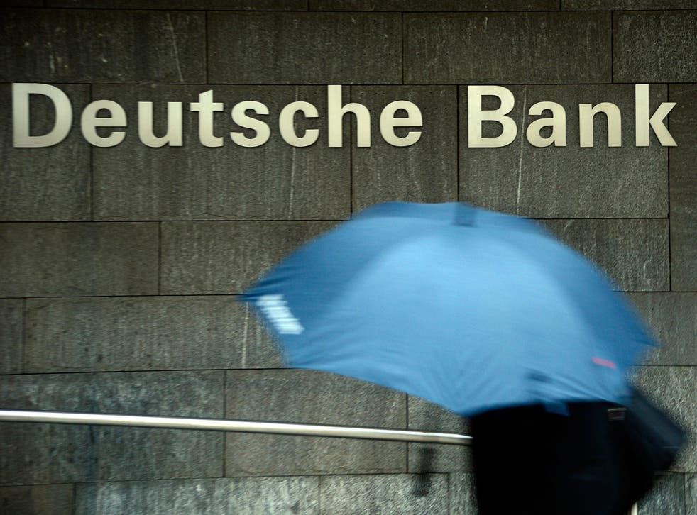 Deutsche Bank's investment banking division is Europe's largest but trading revenues have fallen