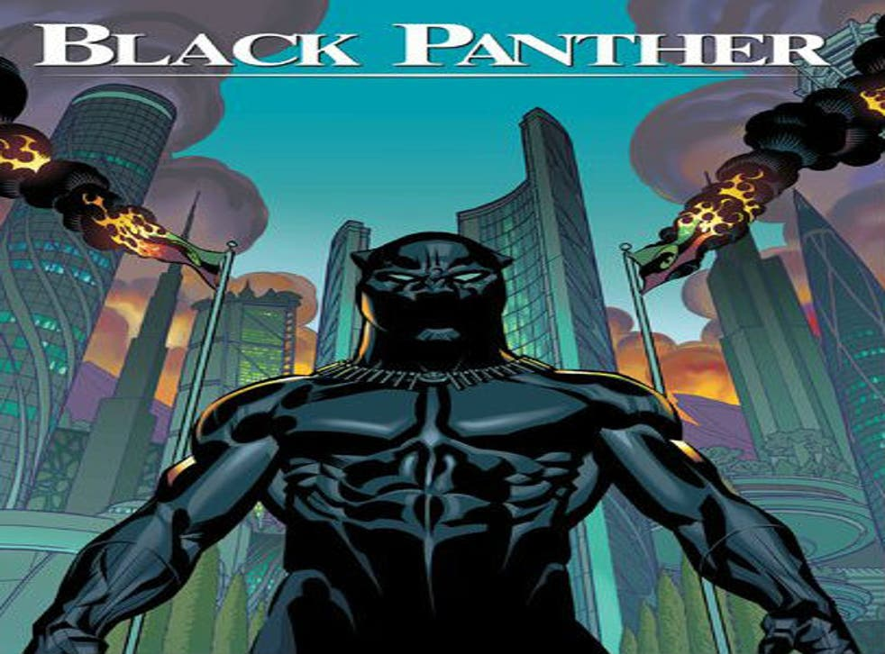Black Panther was the first black superhero