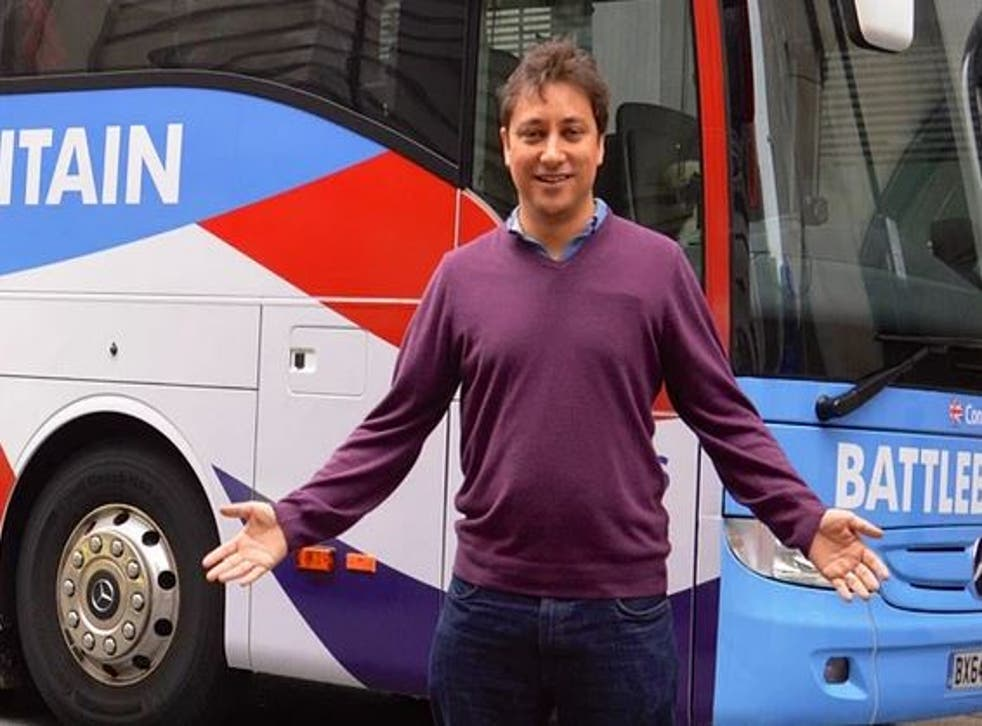 Mark Clarke has been expelled from the Conservatives for life
