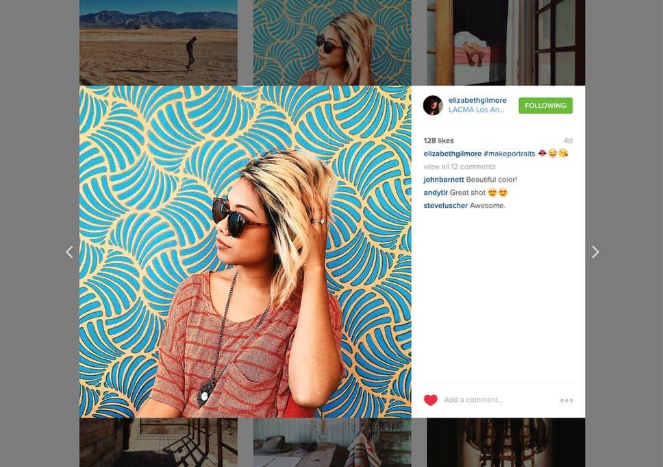 Instagram show-offs prompt backlash against over-staged