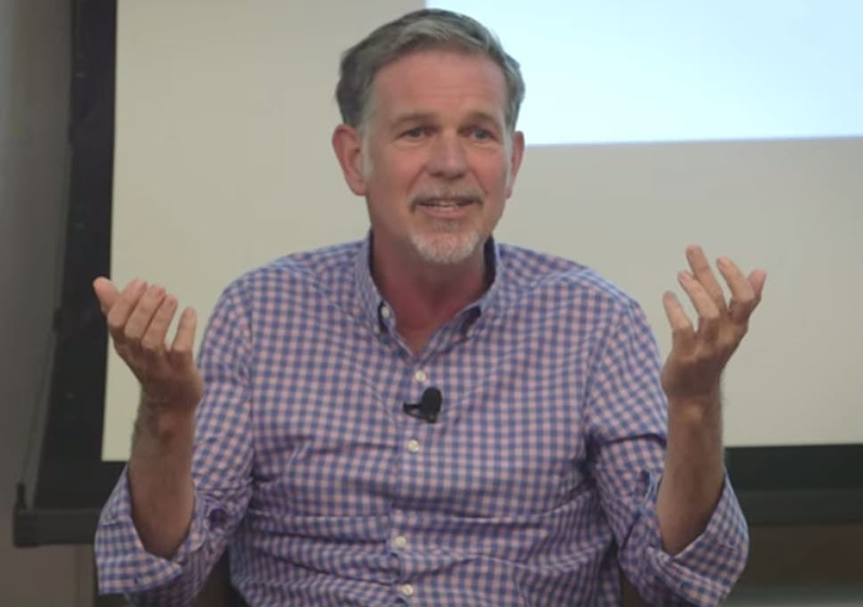 Netflix CEO Reed Hastings says companies underestimate importance of