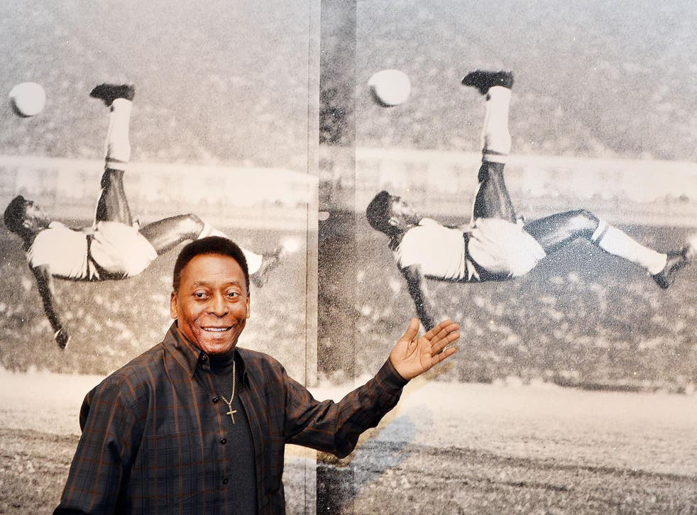 Pele was paid £120,000 by Puma to delay the kick-off of the 1970 World Cup final so that his boots were noticed