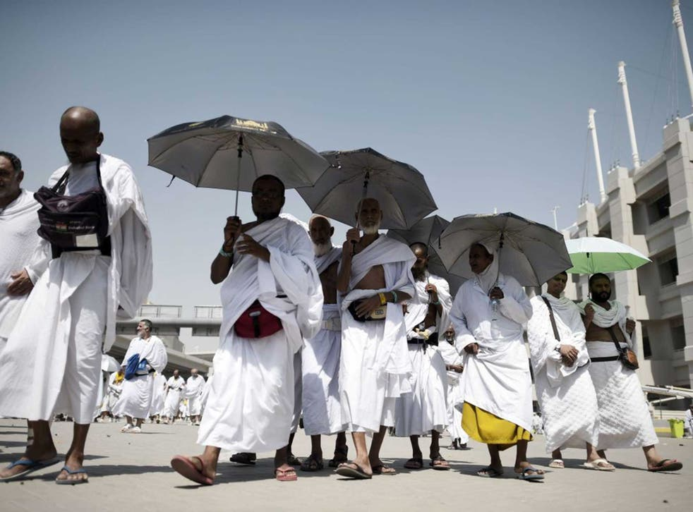 Many are angry at Saudi authorities for a perceived lack of safety over Hajj