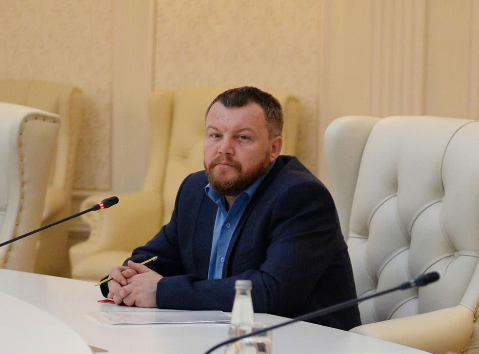 Andrei Purgin's desire for closer integration with Russia appears to have been at odds with Moscow