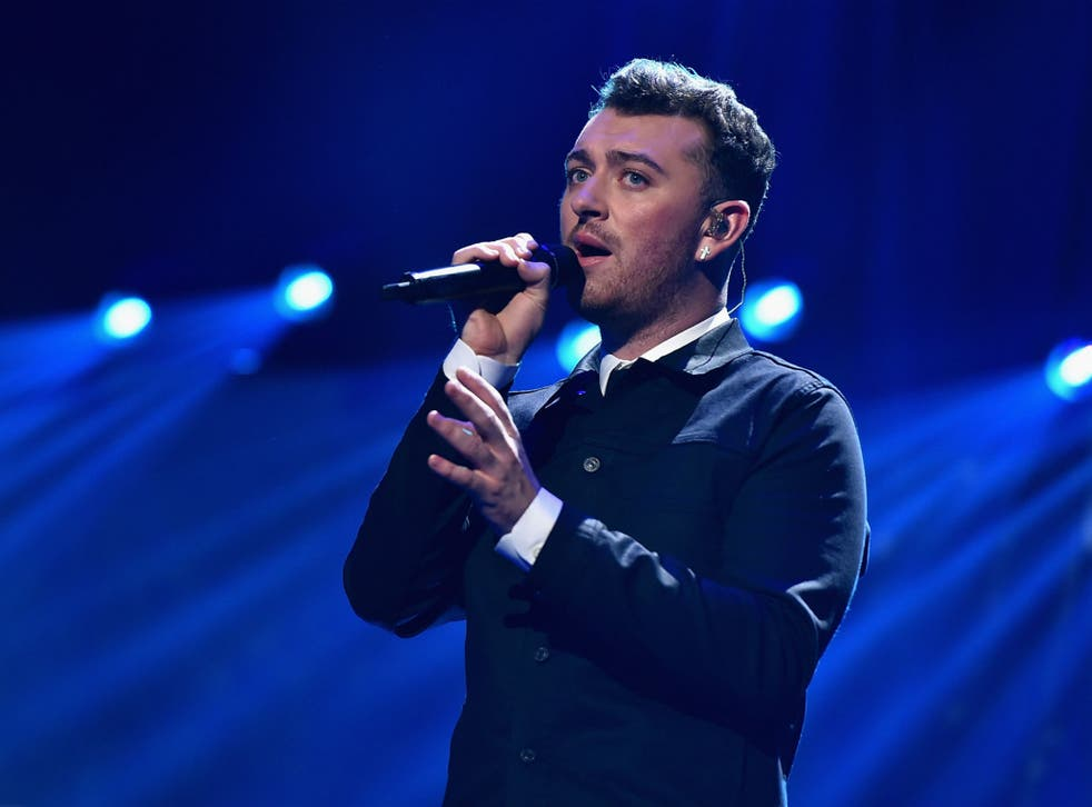 Sam Smith has released his Spectre theme tune 'Writing's on the Wall' in full
