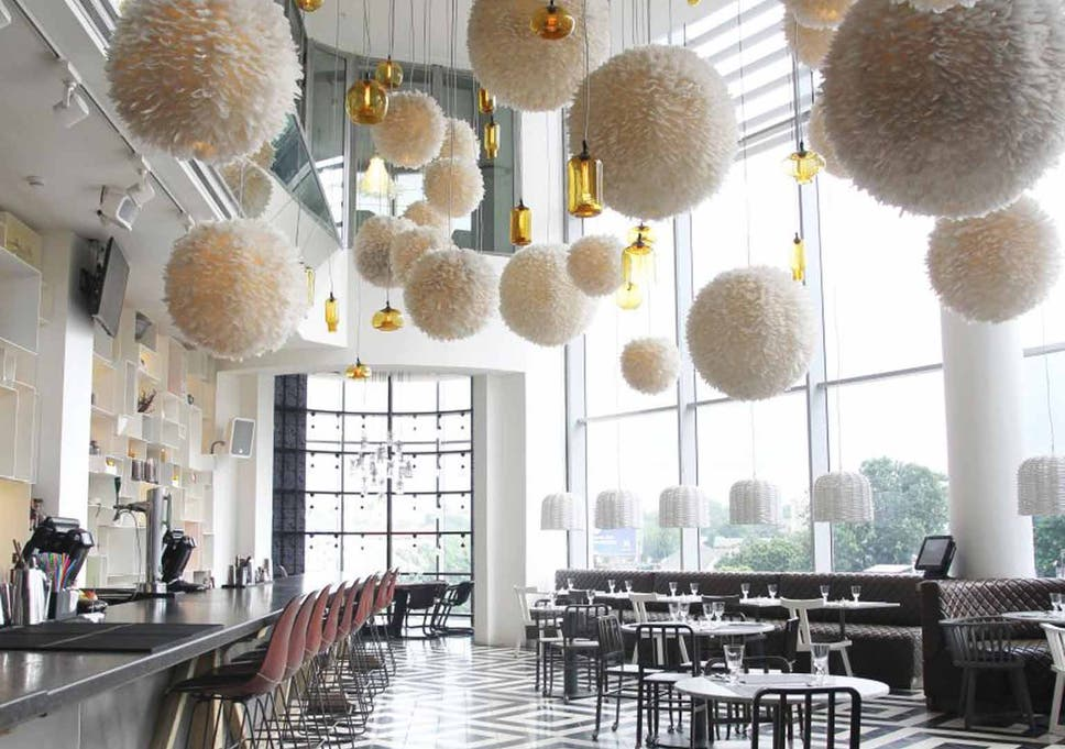 Ghana's new creative scene: Stylish new places to eat, drink and