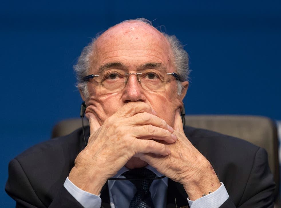 The Swiss football administrator has been head of Fifa since 1998
