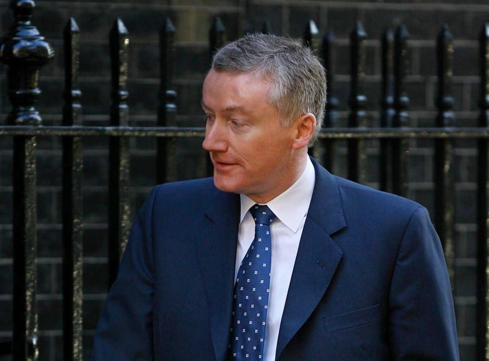 Fred Goodwin in 2008 on his way to a meeting with Gordon Brown at 10 Downing Street