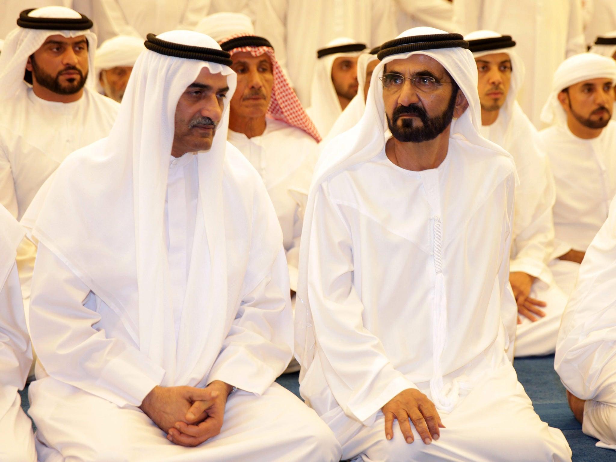 Majid bin mohammed bin rashid al maktoum wife sexual dysfunction