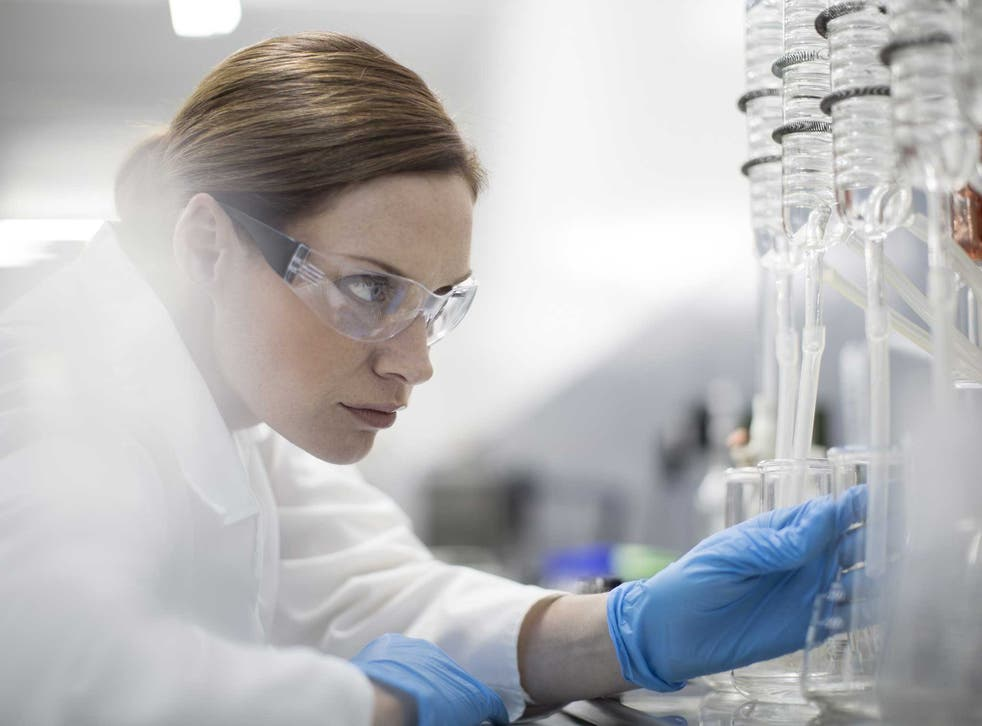 67 per cent of Europeans do not think women should be scientists