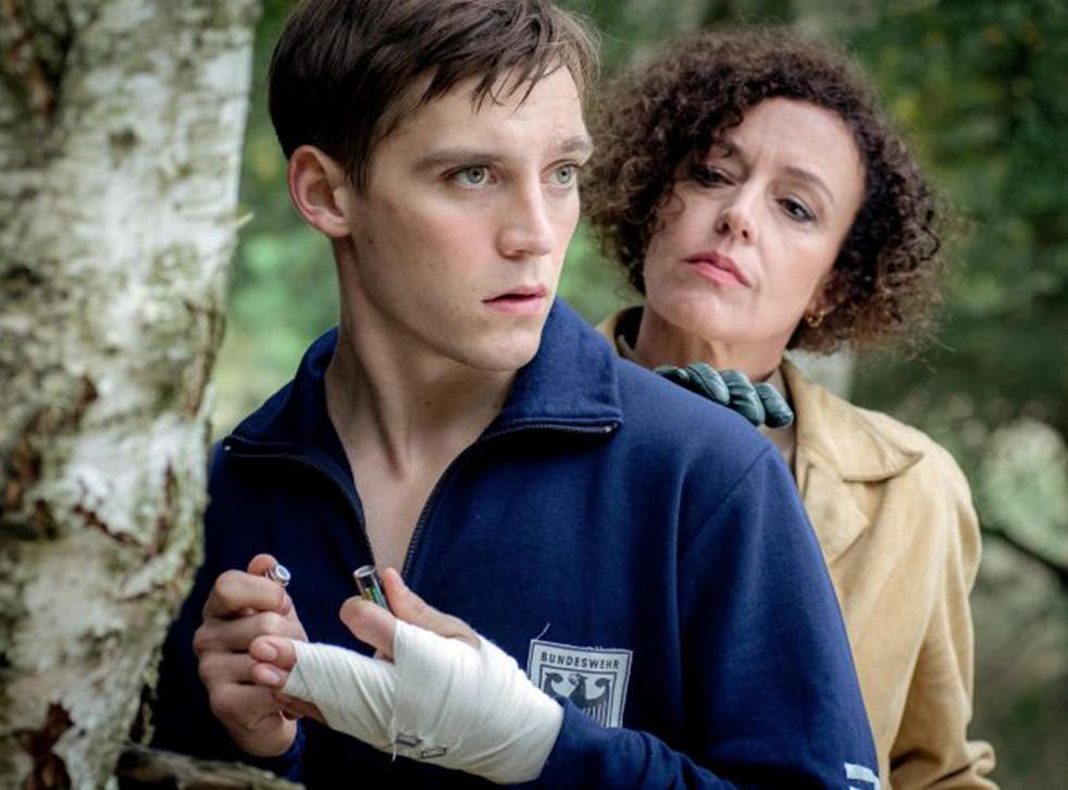 German drama 'Deutschland 83' is one of the offerings on Channel 4's Walter Presents platform