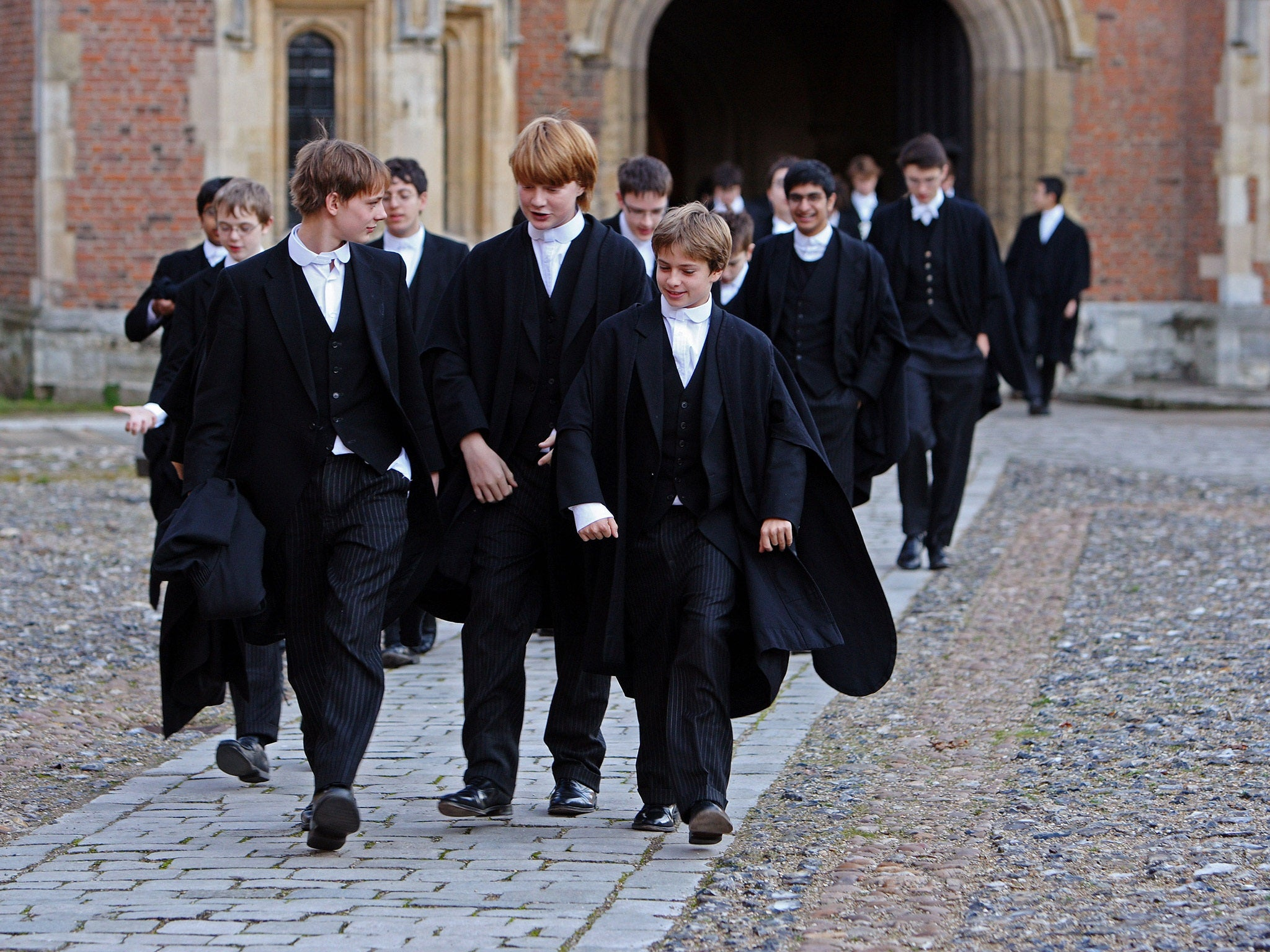 State Schools Outshine Eton In Science A Levels