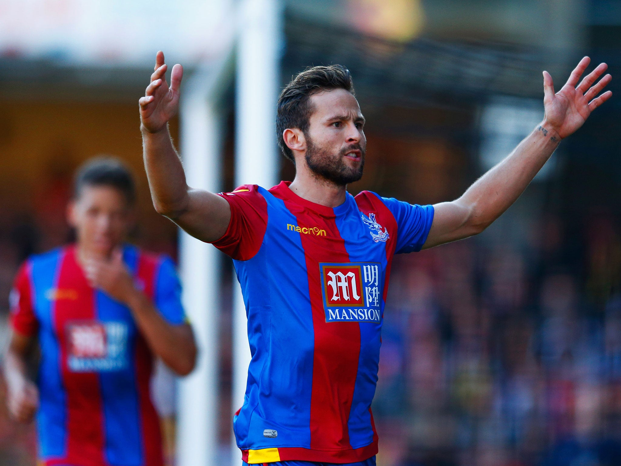 Watford vs Crystal Palace match report Yohan Cabaye penalty fires