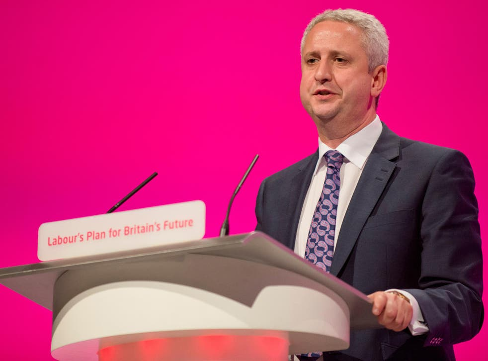Ivan Lewis has served in Labour's front-bench team in and out of government since 2001, most recently as Shadow Northern Ireland Secretary