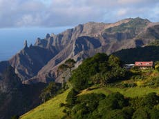 St Helena: Will a new airport spoil its wild and rugged charms?