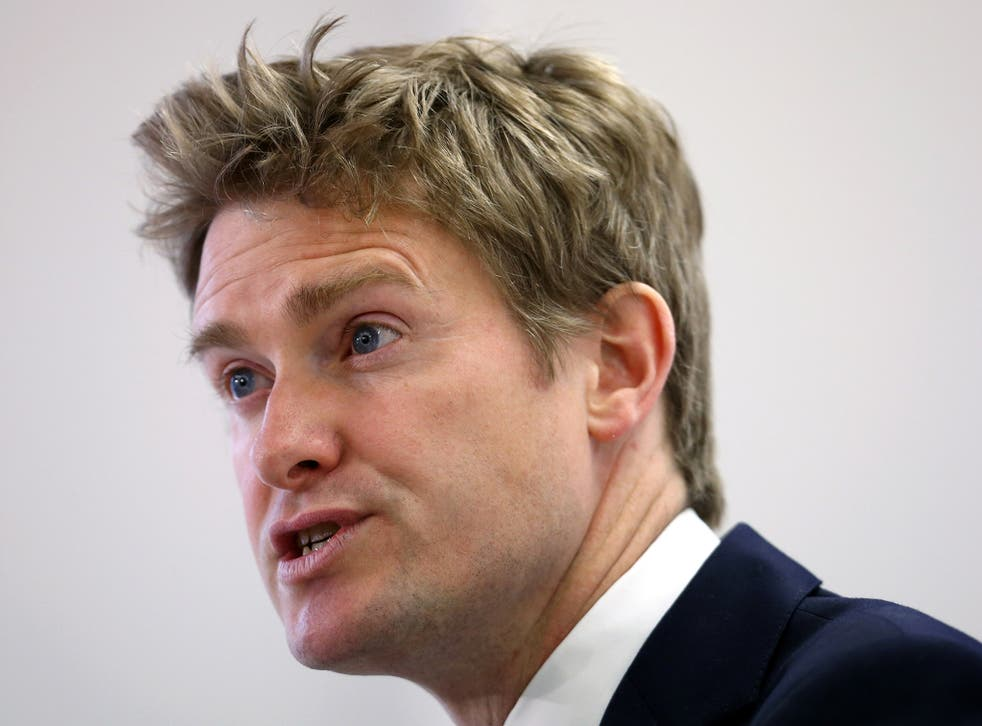 Tristram Hunt considered standing for the party leadership himself