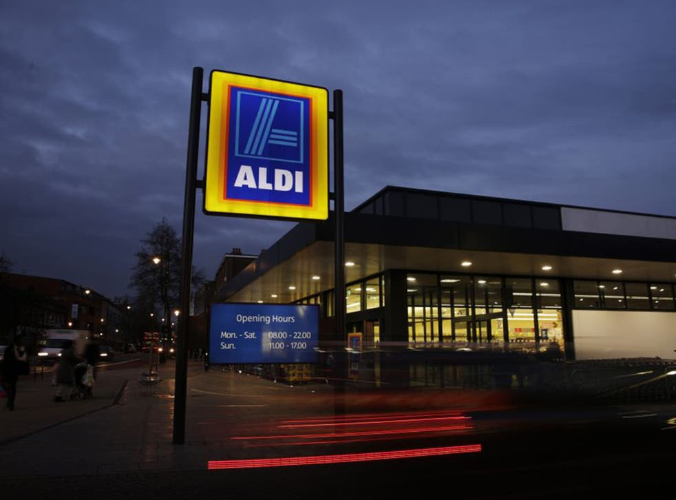 Aldi comes first on the global index for the third year running