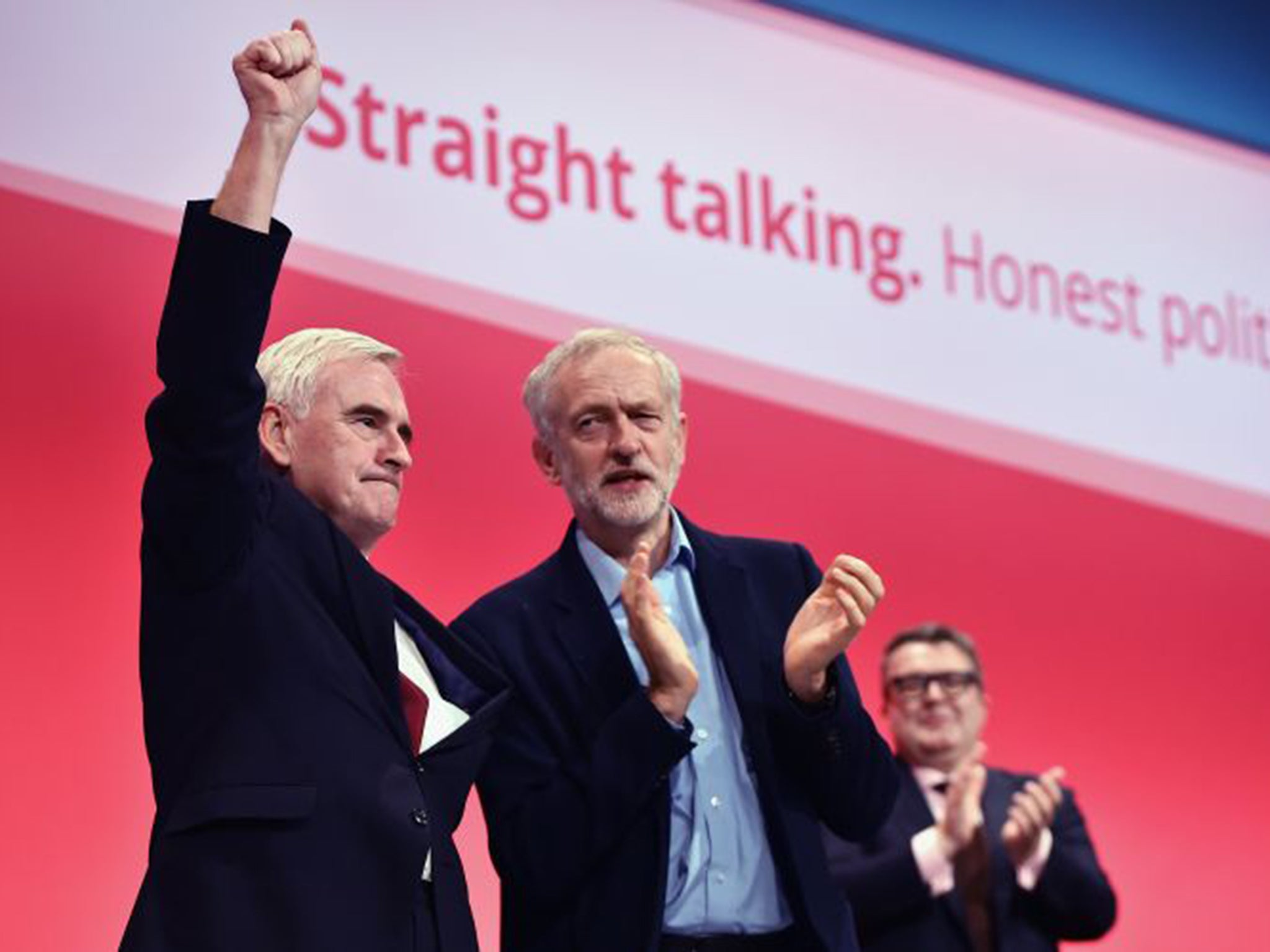 Image result for corbyn mcdonnell
