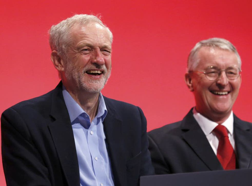 Hilary Benn twice refused to answer whether he would resign if Jeremy Corbyn attended Stop the War Coalition event