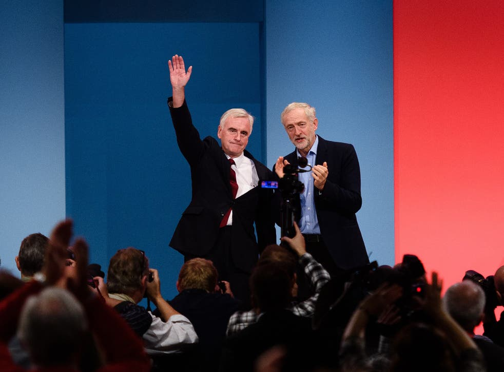 """Jeremy Corbyn said during the leadership contest that he was interested in the idea of a """"guaranteed social wage"""""""