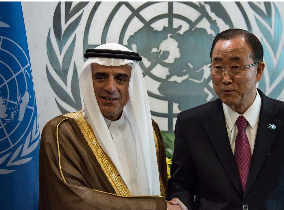 Saudi Arabia insists UN keeps LGBT rights out of its