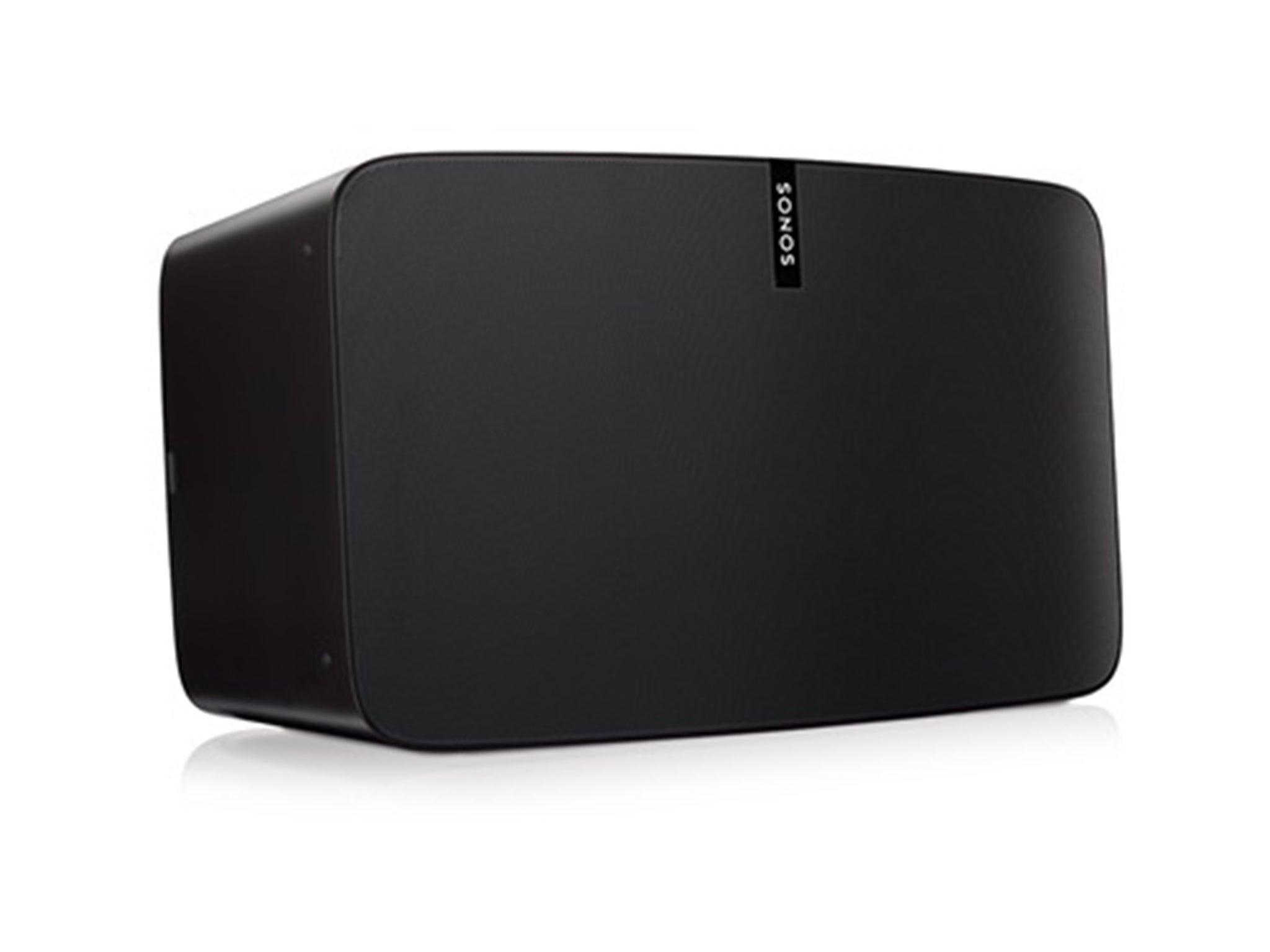 can u play ipod on sonos speaker