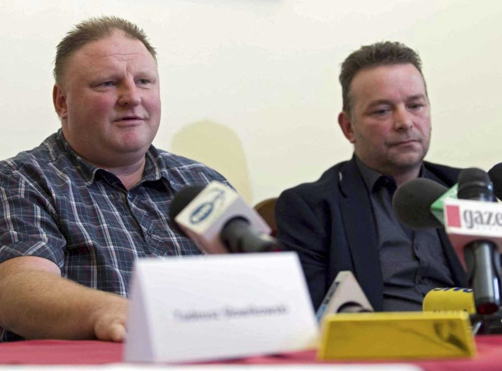 Richter and Koper claim they are entitled to 10 per cent of the value of the find