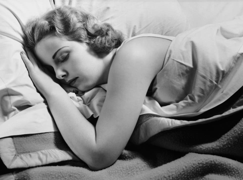 Anything that might cause excessive anxiety or stress is inadvisable before bedtime