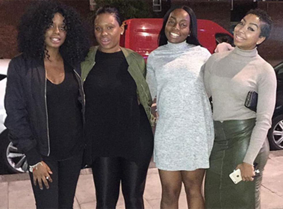 DSTRKT has been accused of racism after refusing entry to the actress and presenter Zalika Miller and three of her friends on Saturday.
