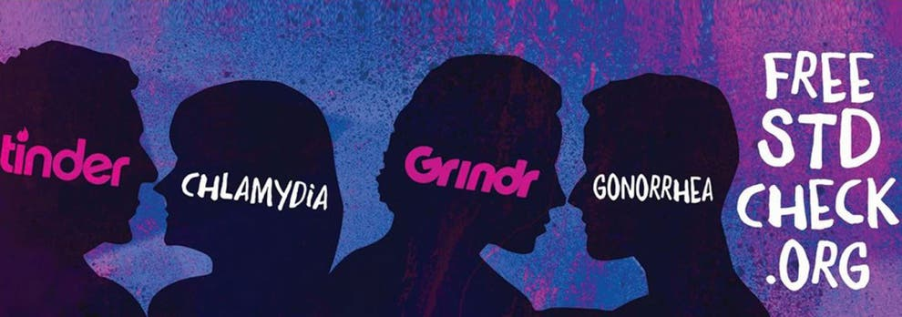 Grindr takes action after AIDS charity puts up billboard