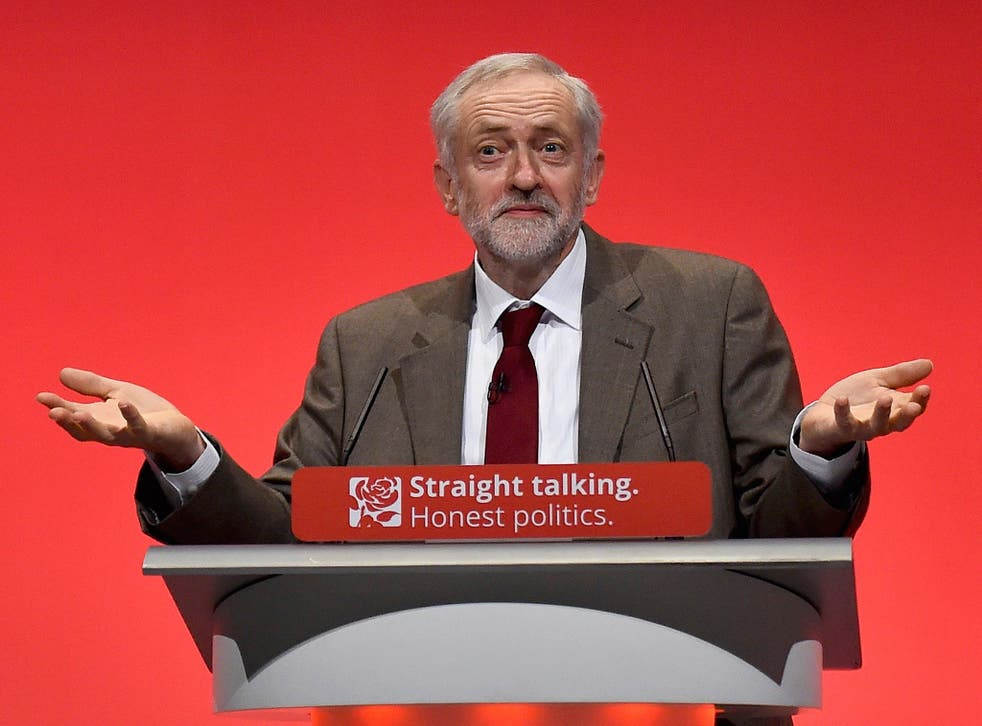 Jeremy Corbyn poked fun at many of the negative stories dogging him over the past fortnight