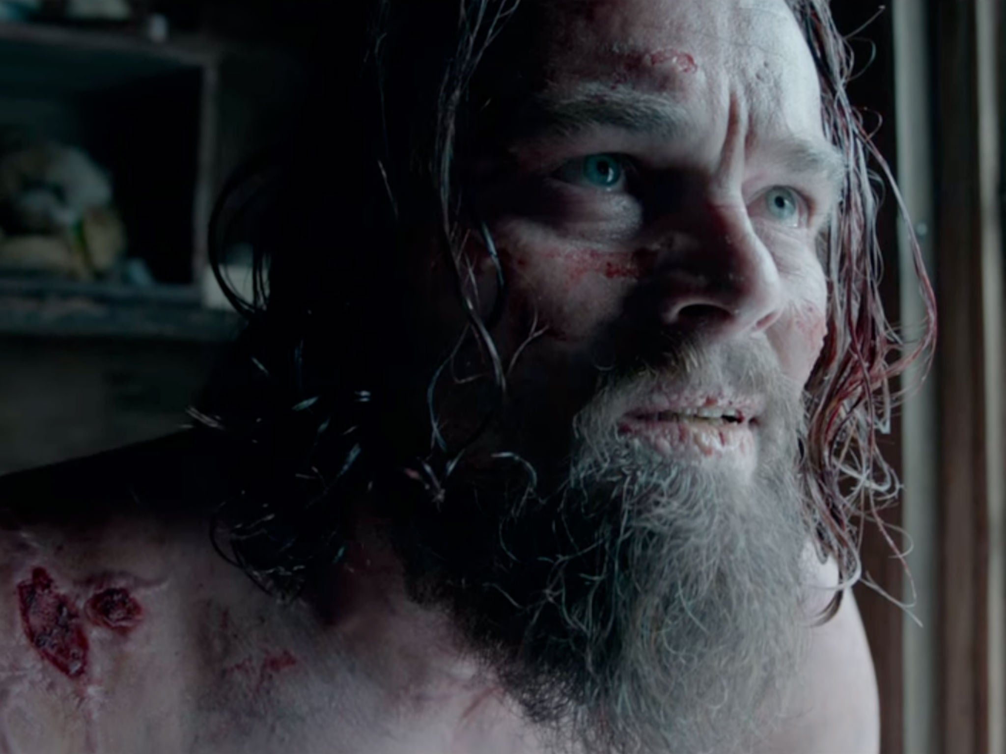 The Revenant trailer: ...