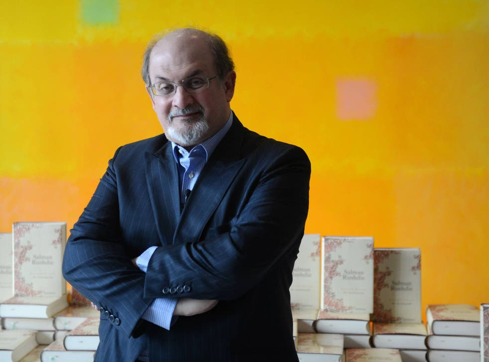 Salman Rushdie: What links one of his novels to a UK hit by Billy J Kramer and the Dakotas?