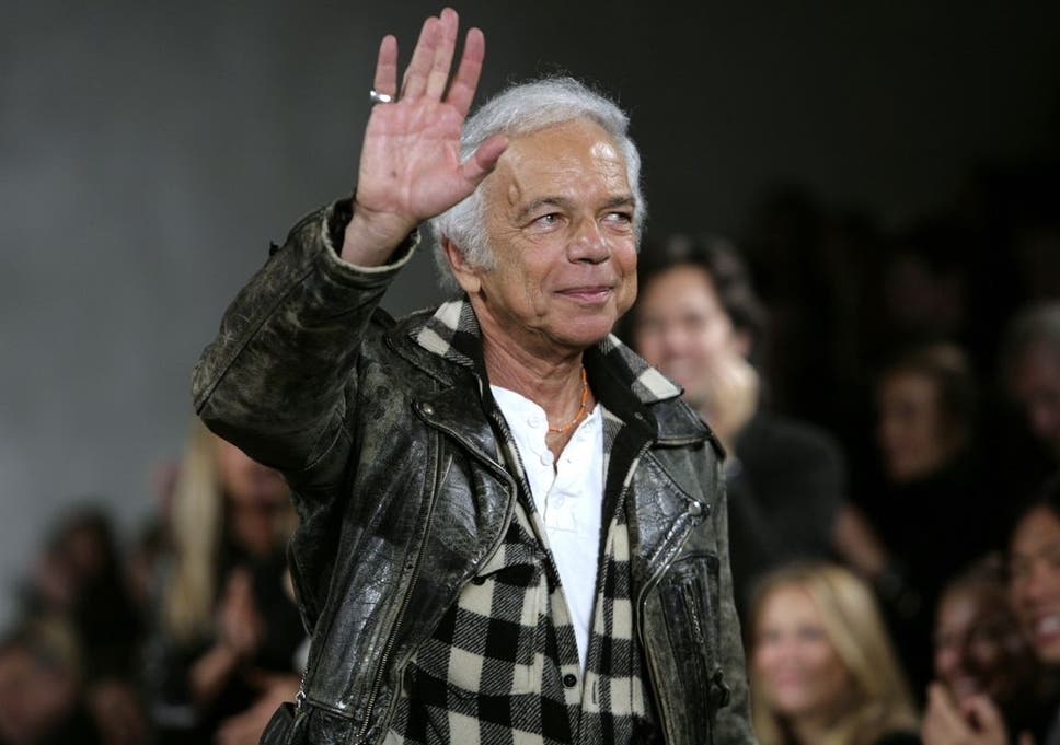 48a5f82906d2 Ralph Lauren steps down as CEO of fashion brand he founded almost 50 years  ago