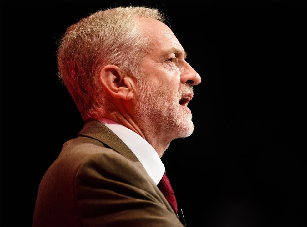 The Labour leader's appearance at the Labour Friends of Israel reception was highly anticipated