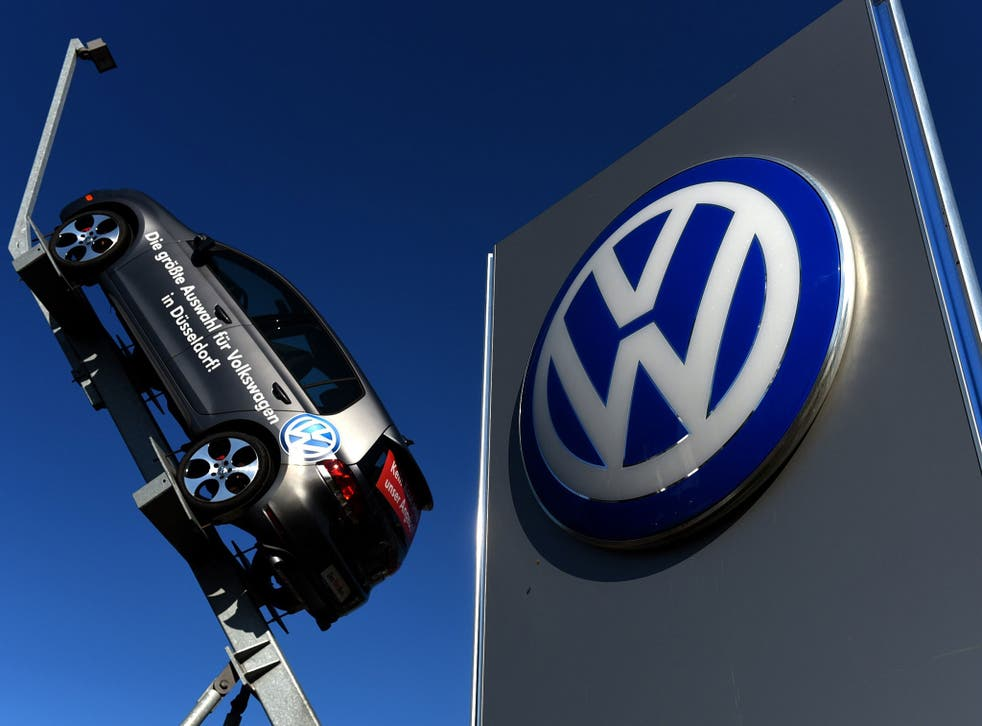 VW admitted to rigging its US emission test so that diesel-powered car would look like they were emitting less nitrous oxide